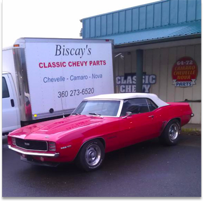 Biscay's Classic Chevy
